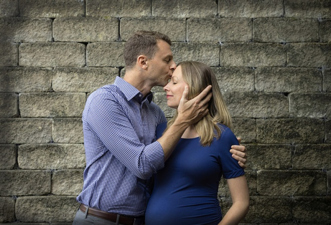 Laurie + Jamie: Pittsburgh, Pennsylvania, Maternity Photography Session