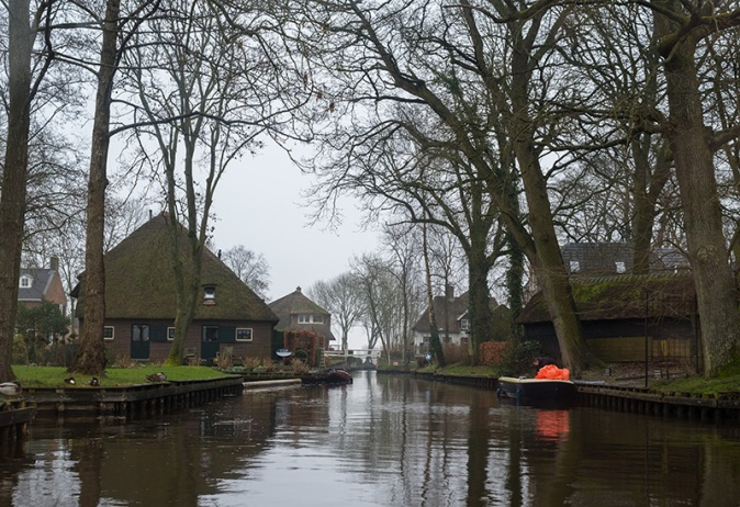 Holland Travel Photography GietHoorn