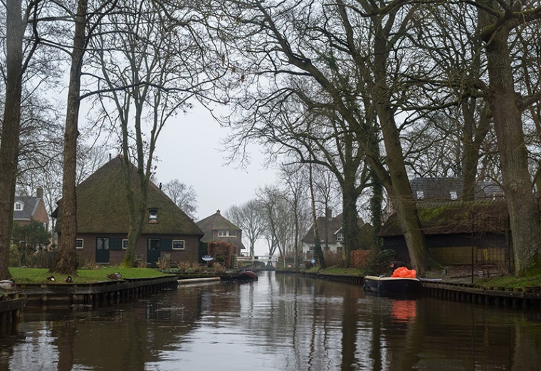 Holland Travel Photography GietHoorn
