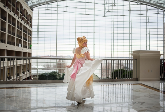 SailorMoon Cosplay Photography