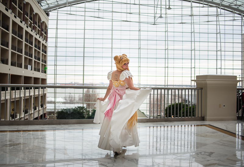 SailorMoon Cosplay Photography