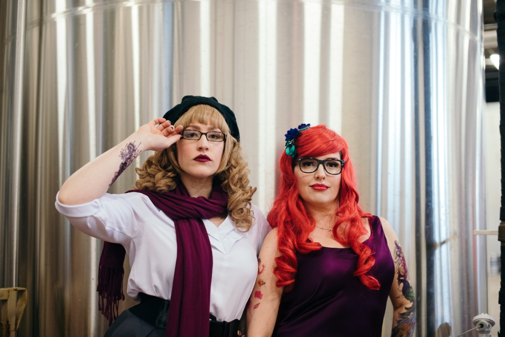 Disney Hipster Princesses Cosplay