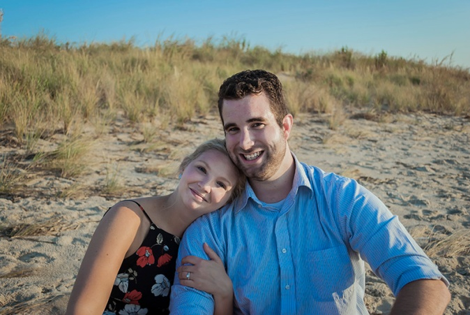 Virginia Beach Engagement