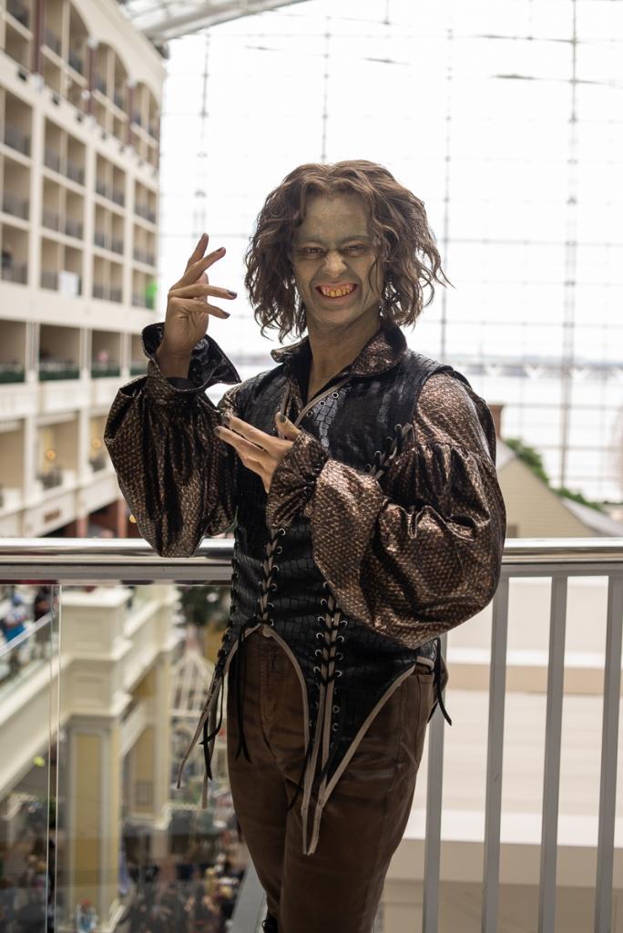 rumpelstiltskin cosplay